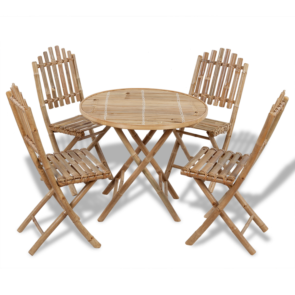 Small folding outdoor patio furniture top five compared for Best small patio furniture