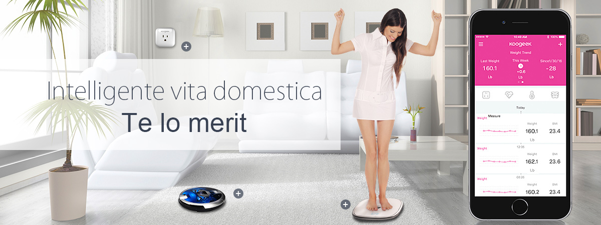 Intelligente vita domestica