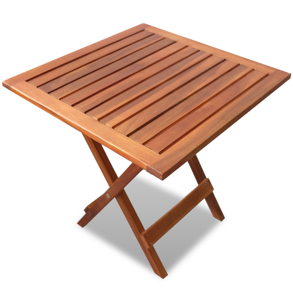 Wood Outdoor Coffee Side Table Acacia Wood Lovdock Com