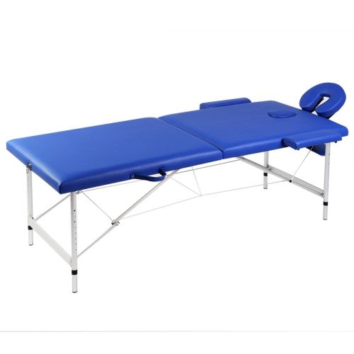 Folding Cot Massage Blue Zone 2 with Aluminum Frame (TOMTOP) Cedar Rapids Search and purchase